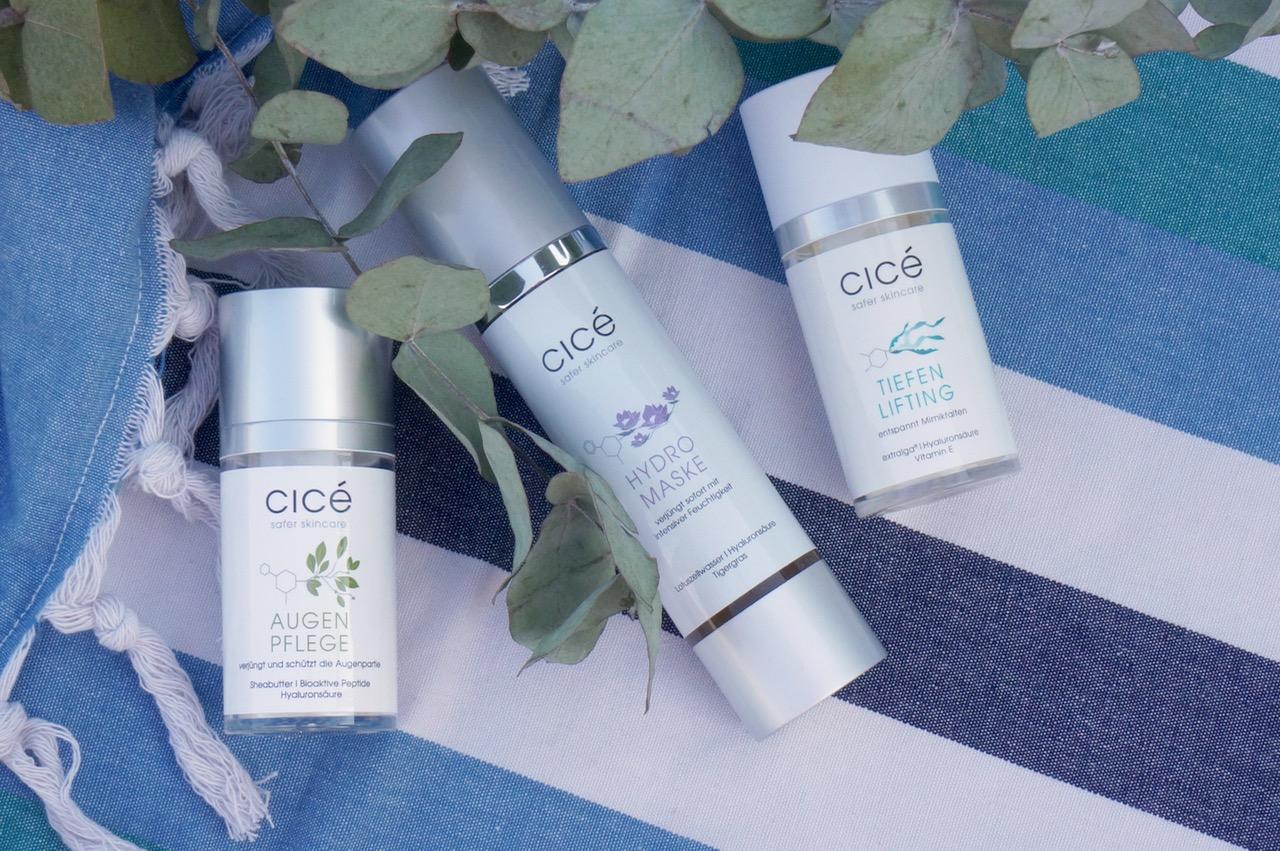 Welches sind Eure Beautyfavoriten von Cice? Macht mit und kreiert das Schminktanten-Set, das es ab August mit einem super-Einkaufsvorteil geben wird!