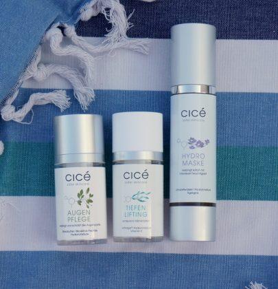 Anti Aging Kosmetik von Cicé, die Schminktante … UND IHR!!! :-)