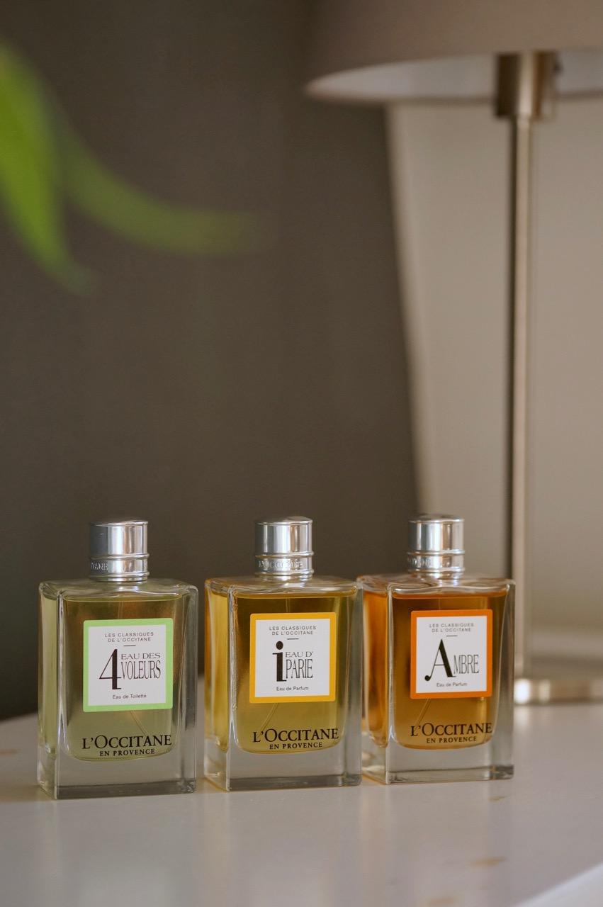 Duftklassiker von L'Occitante - neu aufgelegt und zu gewinnen im Schminktantentblog.