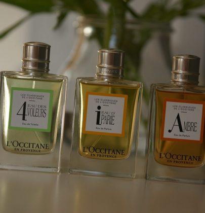 Gewinnt einen Duft – Klassiker von L'Occitane