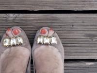 So macht ihr eure Füße fit für den Sommer!
