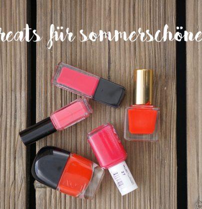 Die besten Produkte für sommerschöne Füße