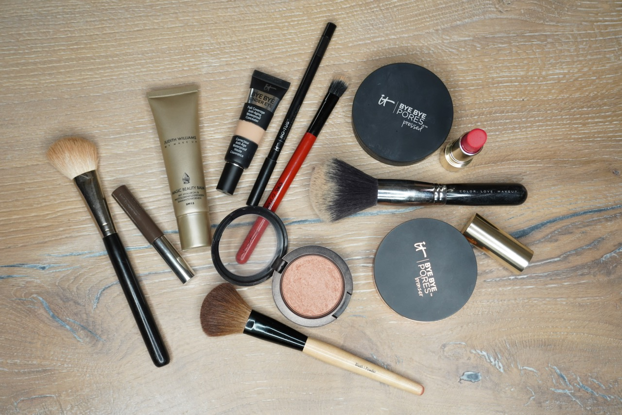 Make up, Tutorial, Schminkanleitung, Schminktipps, Schminktante, Anja Frankenhäuser, ohne Augen Make upü