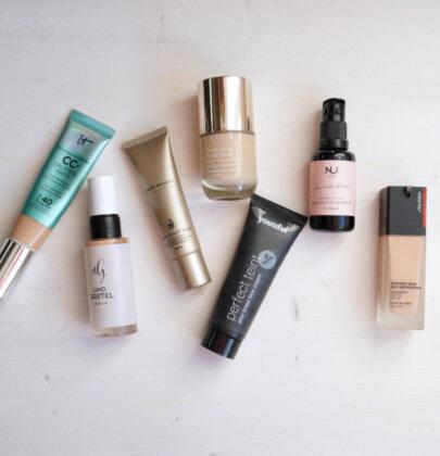Make up Favoriten: Foundations