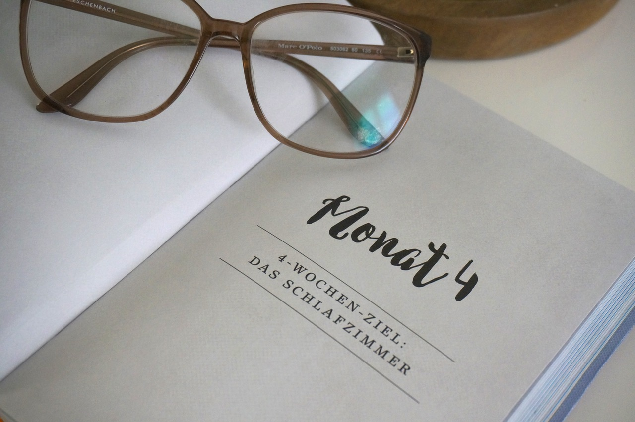 Monatsrückblick , Juni, 2019,Fräulein Ordnung, Denise Colquhoun, Buch, aufräumen, Ordnung, Mari Kondo, Schminktante, Anja Frankenhäuser,