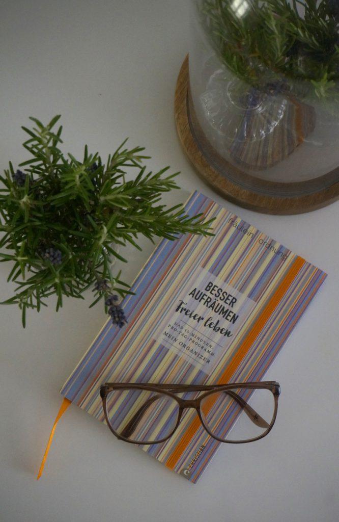 Monatsrückblick, Juni, 2019, Fräulein Ordnung, Buch, Organizer, Aufräumen, Mari Kondo, Ordnung, Buchtipp