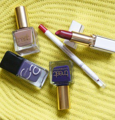 Modefarbe Gelb – Welches Make up passt zum Farbtrend?