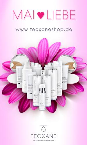 """Mit unserem Angebot """"MAI-LIEBE"""" erhalten Sie bis zum 31. Mai auf Ihren gesamten Einkauf 35 % Rabatt und wie immer wird alles versandkostenfrei geliefert, wenn Sie aus Deutschland oder Österreich bestellen. Und unser Mai-Highlight für Sie: Für jede Bestellung erhalten Sie unsere Reisegrößen 1x Micellar Solution (40 ml) sowie 1x Perfect Skin Refiner (15 ml) gratis. Und ab einem Bestellwert von 150,00 € gibt es außerdem 1x Advanced Perfecting Shield, unsere CC-Cream mit LSF 30 in der Originalgröße (50 ml) kostenfrei dazu! *Angebot gültig bis 31.05.2019 und solange der Vorrat reicht!"""