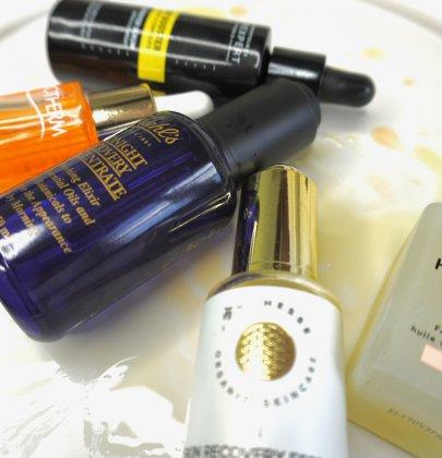 Öle für die Haut:  Sinnvolle Helfer oder Lipidfresser??