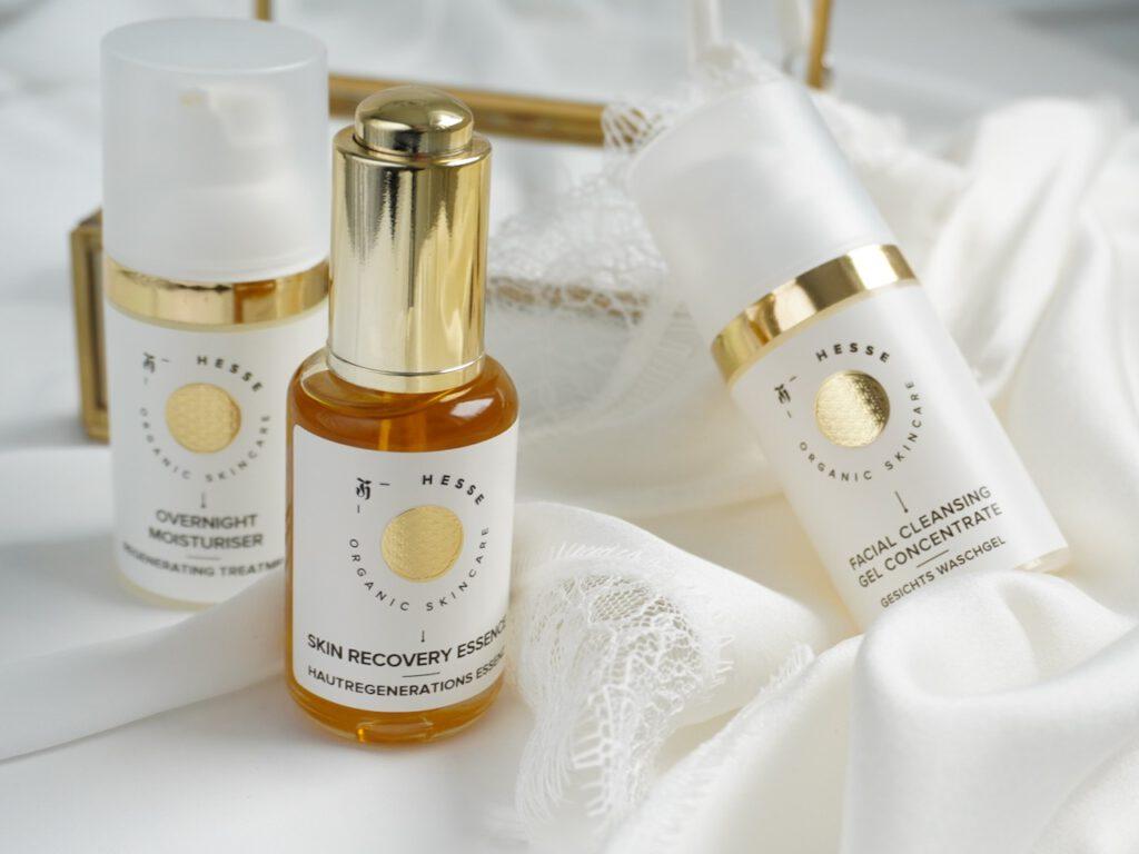 Hesse, Organic, Skincare, Hesse Skincare, Naturkosmetik, Premiumkosmetik, Luxuskosmetik, Luxus, Hautpflege, Natur, Ätherische Öle, naturreine Öle, Handwerk, Schminktante, Anja Frankenhäuser