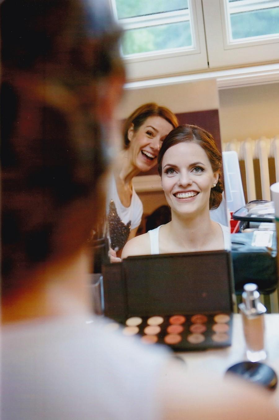 Schminkberatungen und Beautycoachings in der Schminkschule von Profi Make up Artist und Bloggerin Anja Frankenhäuser.