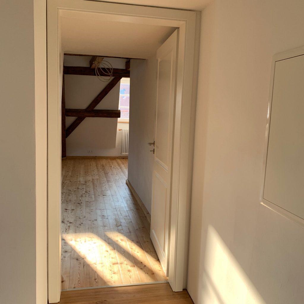 Karlsruhe, Umbau, Ausbau, Dachausbau, Renovieren, Bauen, Hausbau, Living, Schminktante, Anja Frankenhäuser
