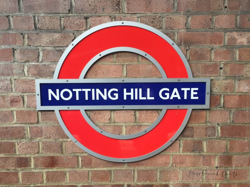 2 Tage In Notting Hill Neues Von Der Schminktante