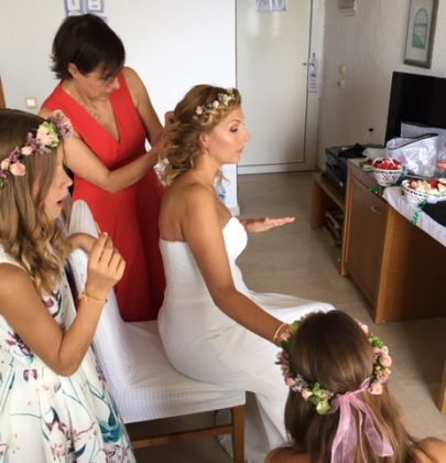 Verliebt, verlobt, verheiratet – Brautsytling 2019