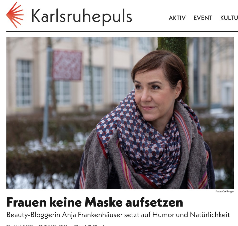 Interview, Karlsruhe, Karlsruhe Magazin, Monatsrückblick, Schminktante, Anja Frankenhäuser, Top-Beautyblog