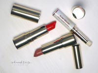 "Clarins ""Sunkissed"" & ""Joli Rouge Brillant"""