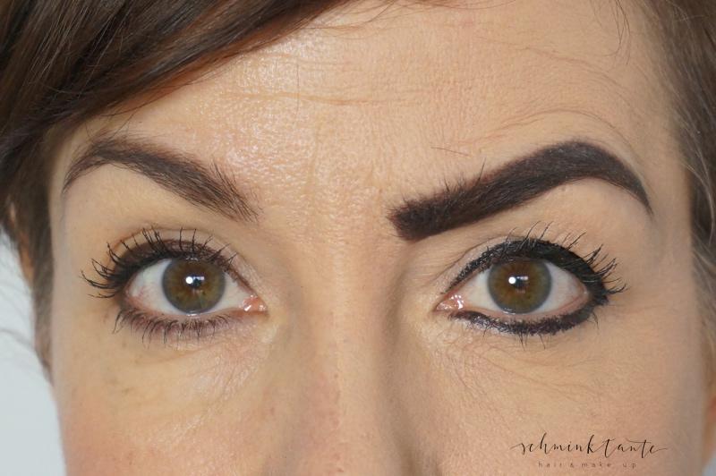 Kajalstift richtig aufgetragen lässt Augen strahlen.