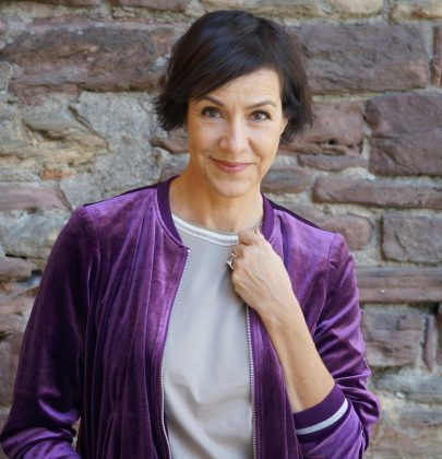 Beerentöne – Mit Mode von Klingel in den Herbst plus Make up Tipps
