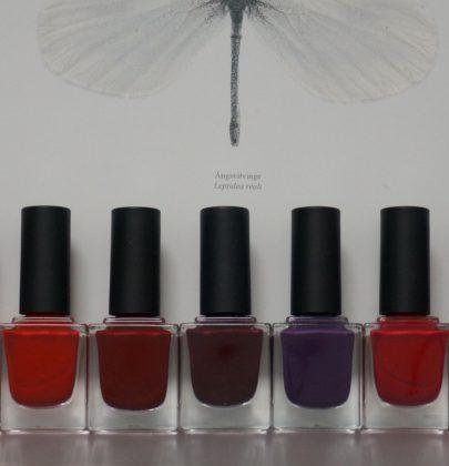 """Neues für die Nägel: Korres """"Gel Effect Nail Colour"""""""