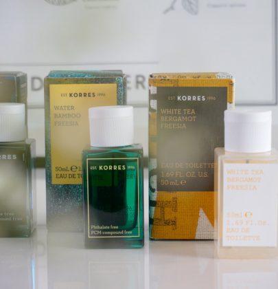 Verlosung: Gewinnt einen Korres Duft – Klassiker !
