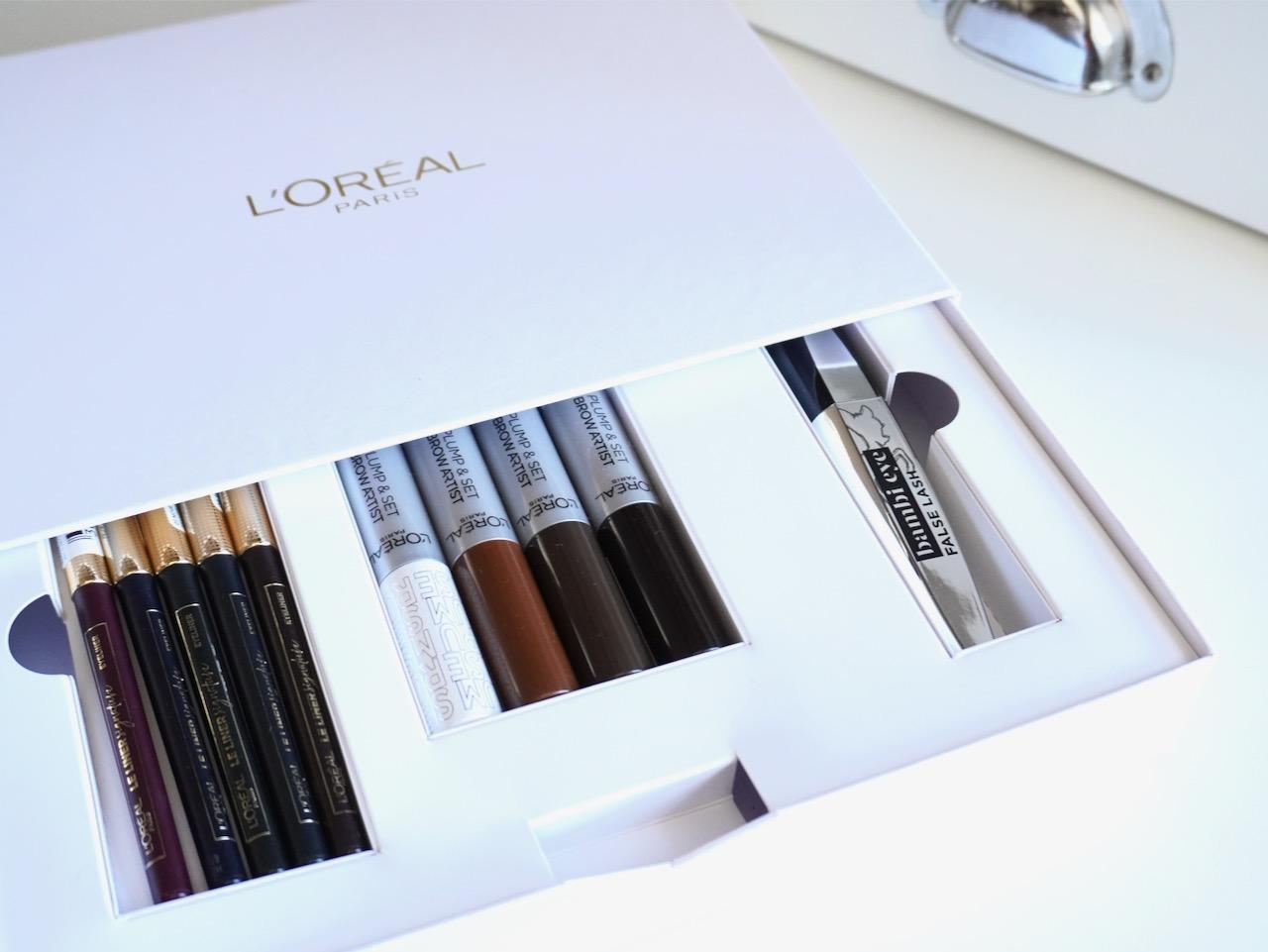 Make up, Loreal, L'Oreal Paris, Schminktipps, Make up Look, Augenbrauengel, Augenbrauen, Eyeliner, Schminktante, Anja Frankenhäuser, Top-Beautyblog, führender deutscher Beauty- und Fashionblog