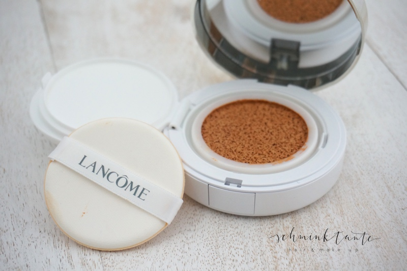 Die Cushion Foundation von Lancome.