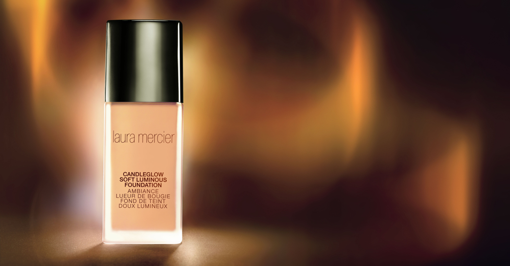 Laura Mercier, Candleglow, Foundation, Luminous, lichtreflektierend, Anti Aging, Weichzeichner, Make up, schminken, Beauty