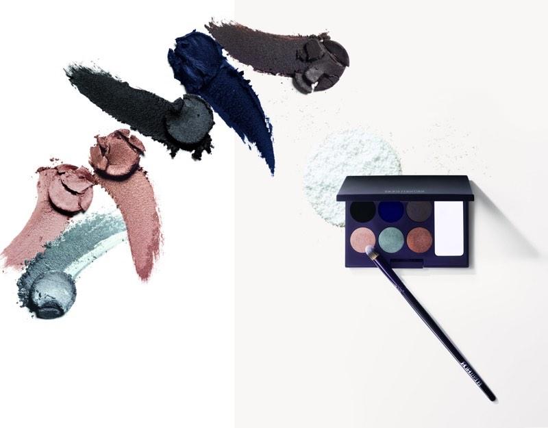 Die neuen Intense Clay Farben in der Lidschattenpalette von Laura Mercier.