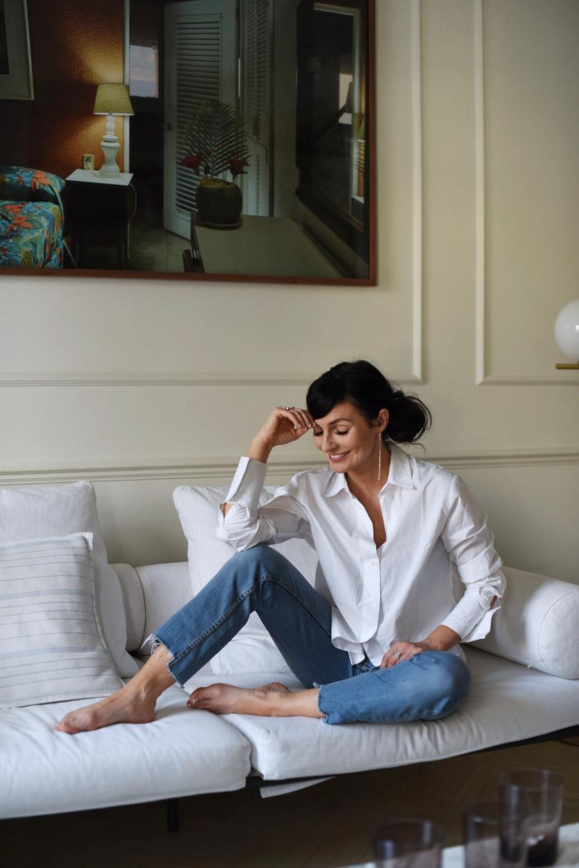 Liebesbotschaft Beautyinterview - Beautyinterview im Mai 2019: ZU Gast bei der Schminktante ist Liebesbotschaft - Gründerin und Autorin Joanna Goetz.