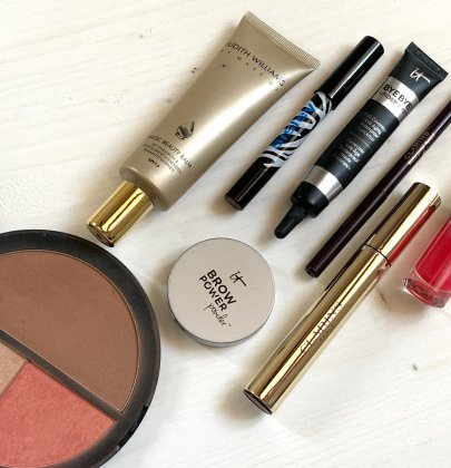 Make up Tutorial: Frischer Sommerlook mit rauchigem Kajal