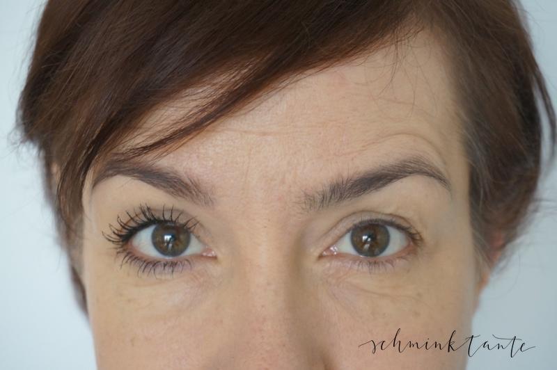 Das Schminktanten-Mantra: Getuschte wimpern machen strahlend schöne Augen!