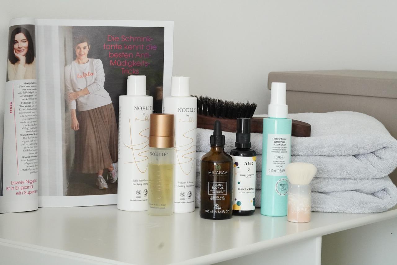 Monatsrückblick, Beautynews, Juli, 2021, Hautpflege, Haarpflege, Schminktante, Beautyblogger, Top-Bloggerin, Anja Frankenhäuser, Top-Influencerin