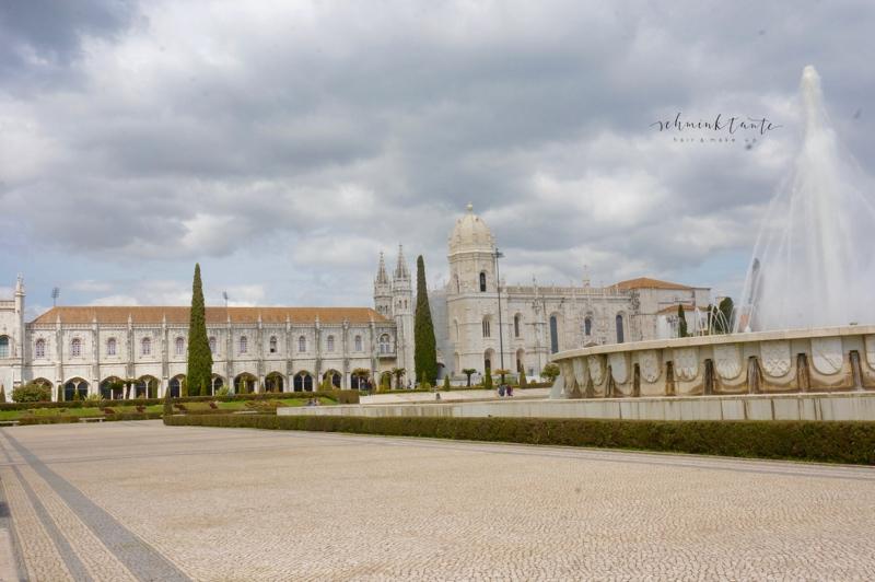 Mosteiro dos Jeronimos, Palast, kirche, Kloster, Denkmal, Sehenswürdigkeit, Lissabon, Schminktante, Portugal, Lissabon, Reise, Reisetipps, Reisen, Travel