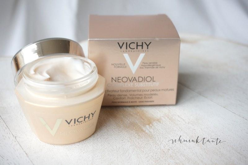 Neaovadiol Tagespflege von Vichy.