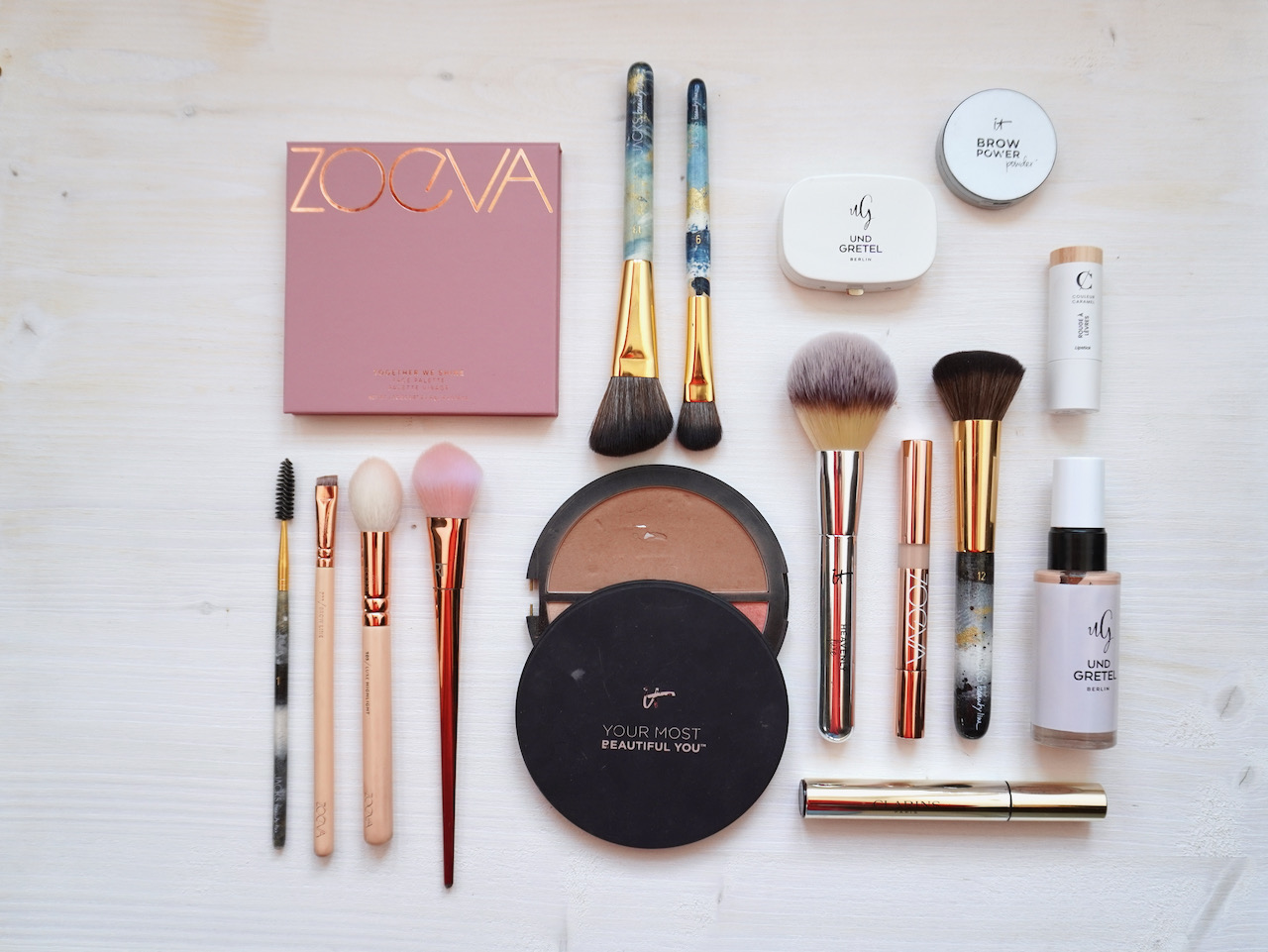 Neutral Look, Make up, Tutorial, neutrale Farben, Rosenholz, Schminktipps, Schminktante, Anja Frankenhäuser