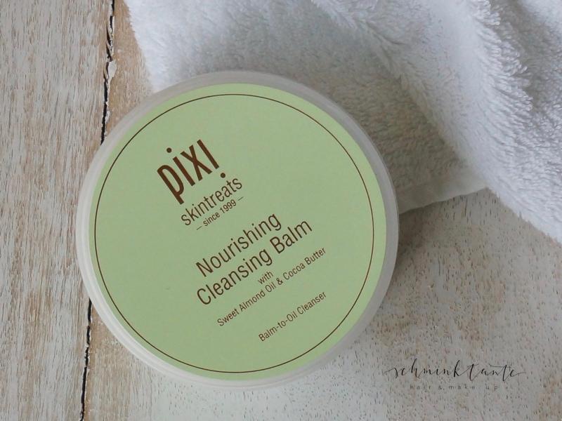 Balm-to-Oil-Cleanser von Pixi zur Hautpflege.