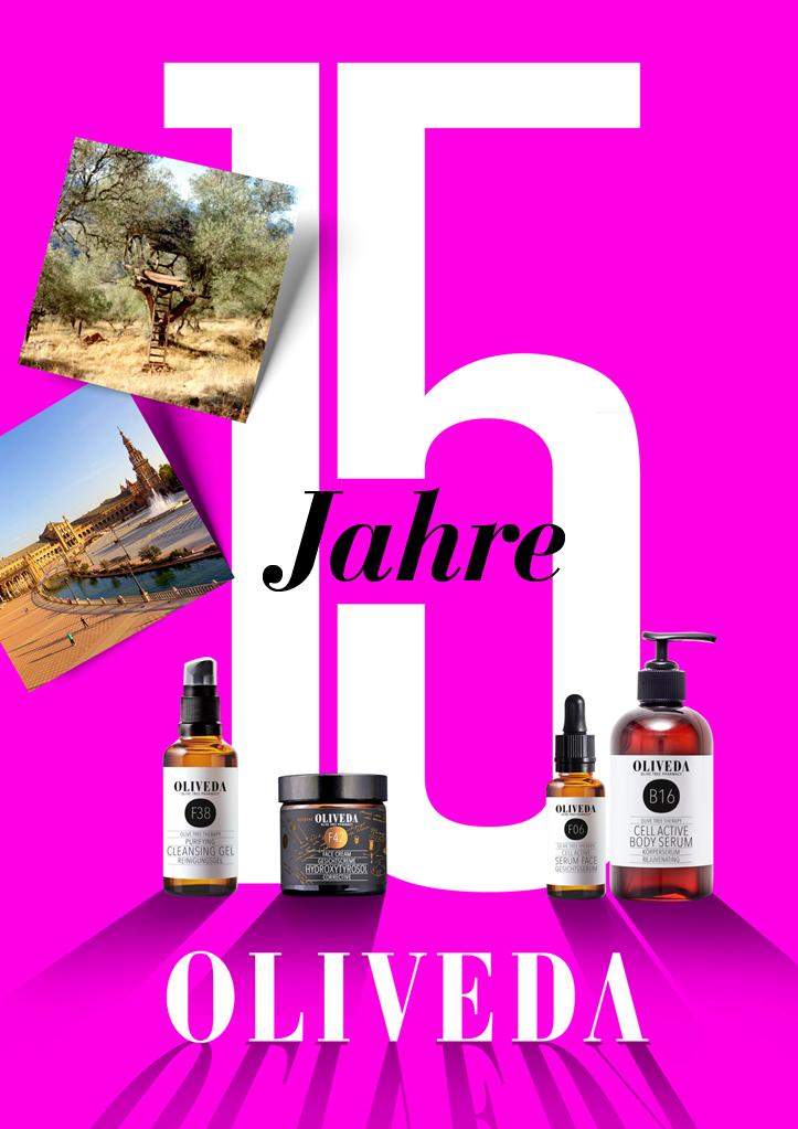 Oliveda, Birthday, Blogger, Sevilla, Gewinnspiel, Reise, Luxuswochenende, 30%, Rabatt, Aktion, Schminktante, Anja Frankenhäuser, Top-Blog, Make up Artist,