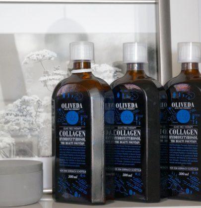 Oliveda Beauty Fountain – Schöne Haut zum Trinken