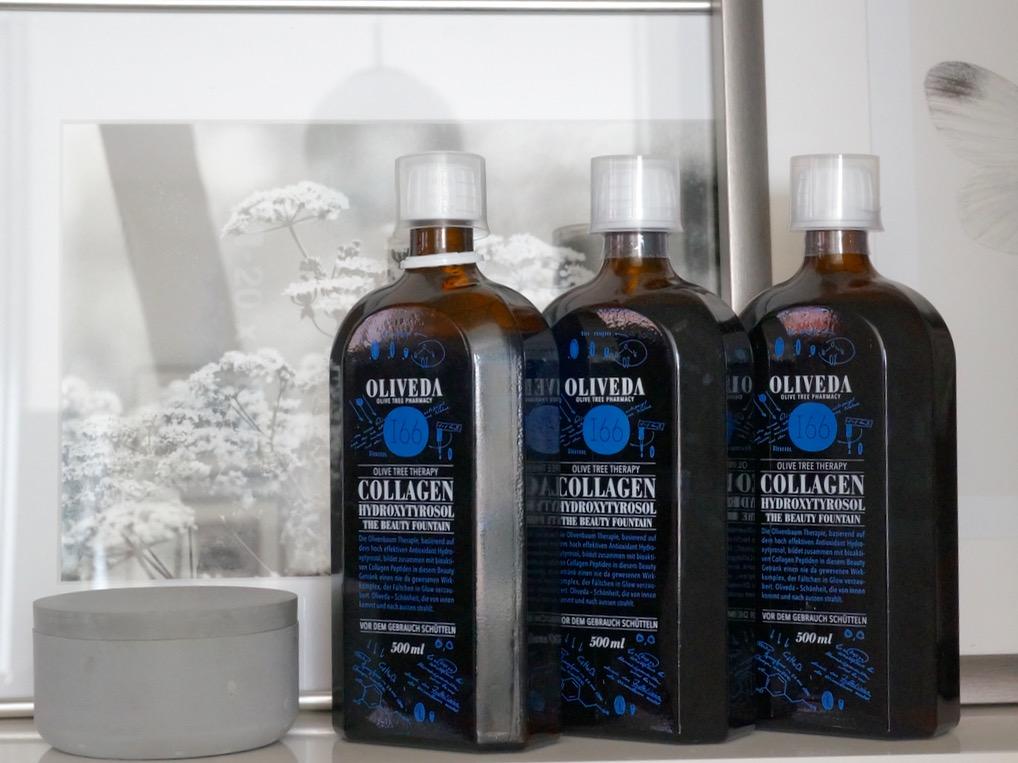 The Beautyfountain ist ein neuer einzigartiger Beautydrink von Oliveda. Eine spannende Aktion und ganz viel Info von der Schminktante.