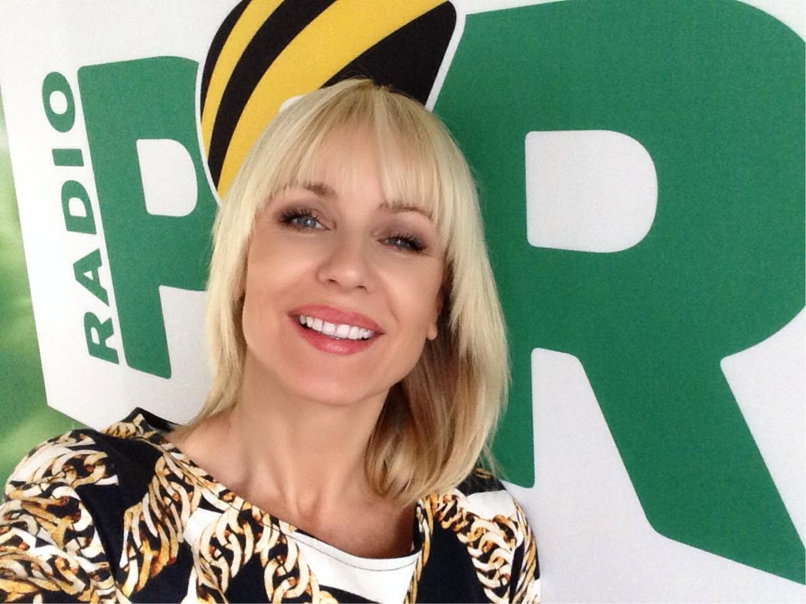 Moderatorin Diana Schell im Beautyinterview der Schminktante.