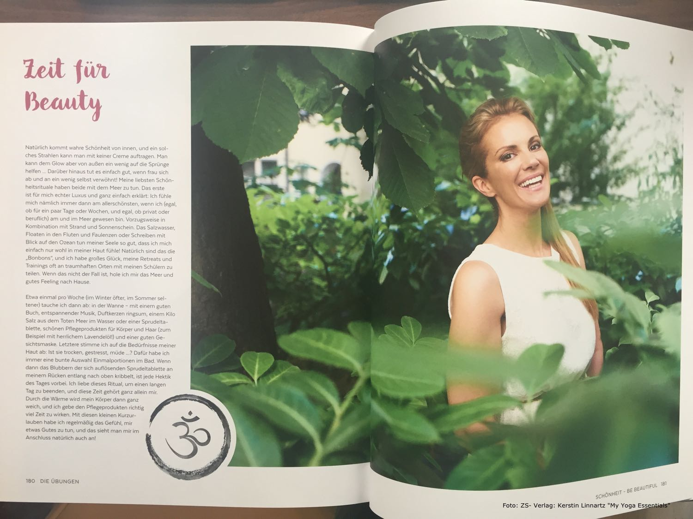 Kerstin Linnartz im Beautyinterview mit der Schminktante.