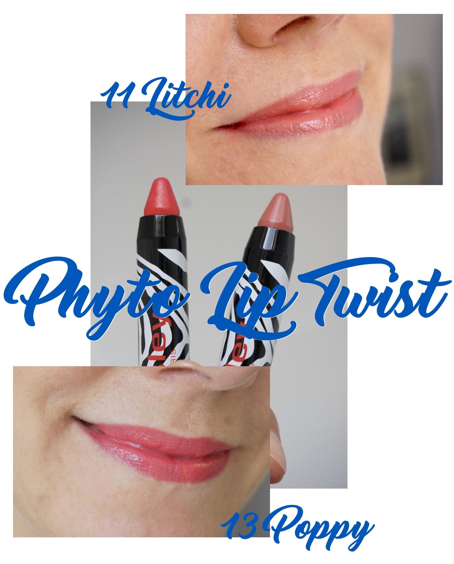 Alle Lippenprodukte aus dem Sommerlook von Sisley 2017 im Blog der Schminktante.