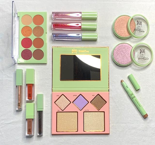 Monatsrückblick Oktober, Pixi Beauty, Schminken, Make up, Make up Artist, Anja Frankenhäuser, Schminktante, Special Edition, Pixi Pretties