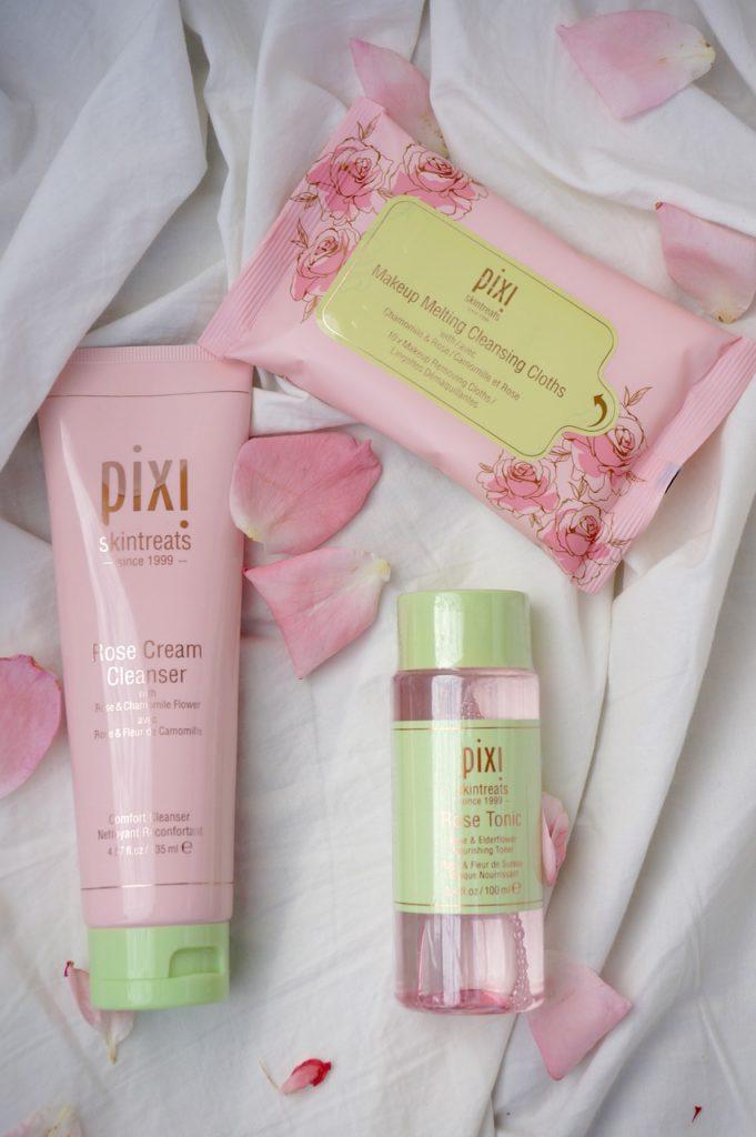Pixi, Beauty, Rosen, Rose Collection, Feuchtigkeitspflege, UK, Hautpflege, Anti Aging, Schminktante, Anja Frankenhäuser