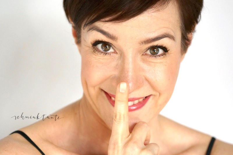 Frauenportrait zum Thema Anti Aging Hautpflege.