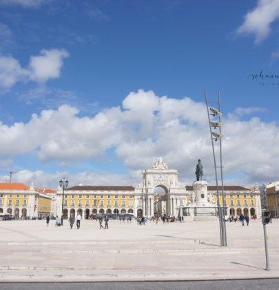 Eine Reise nach Lissabon – Part 1