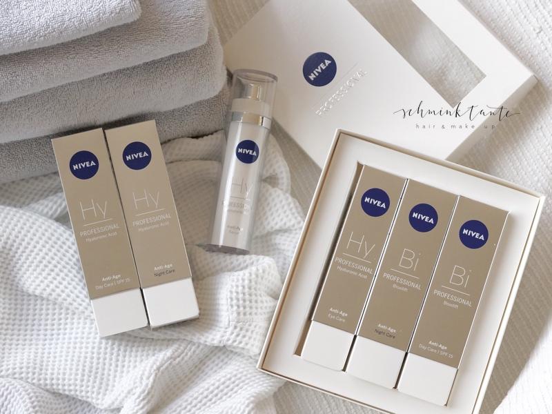 Die neuen Professionals Hautpflege Serien von Nivea mit Anti Aging Wirkung. Winterpflege