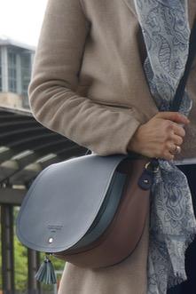Gibt es besondere Mode für die Reise? Wie ist man unterwegs schick und trotzdem praktisch und bequem gekleidet. Und fast noch wichtiger: was ist in der Handtasche dabei??