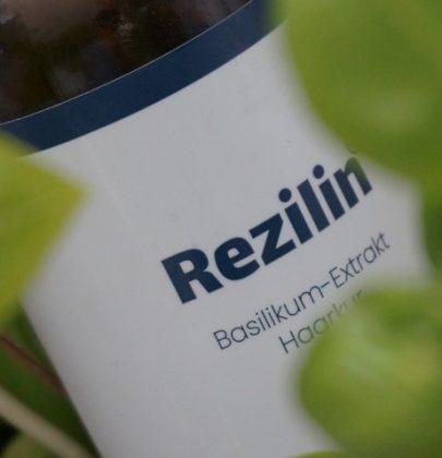 Was kann die Haarkur von Rezilin ?