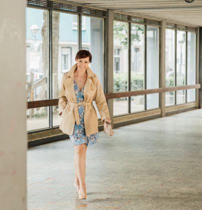 Mode: Ein Sommerkleid und vier Feste